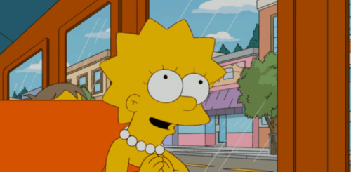 Lisa Simpson: Byrden ved at være klog