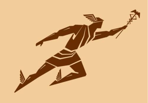 Myten om Hermes, den guddommelige budbringer