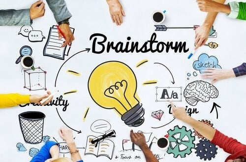 SCAMPER-metoden er en perfektionering af brainstorming
