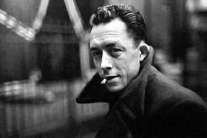 Syv fantastiske citater af Albert Camus