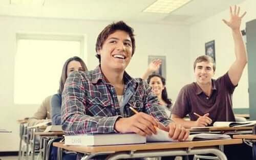 Glade og motiverede elever