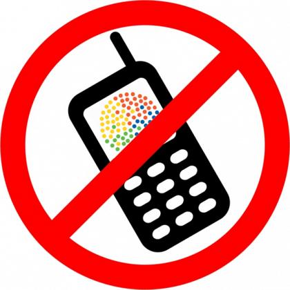 Prøv at slukke din mobil for at koble af fra arbejdet