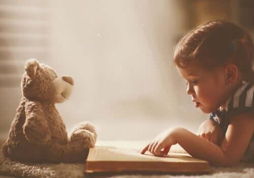 Læsning, en kilde til følelsesmæssig bearbejdning