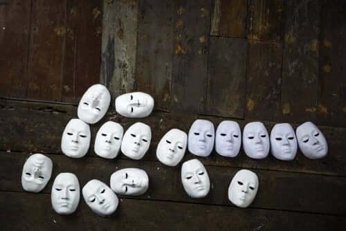masker af gips