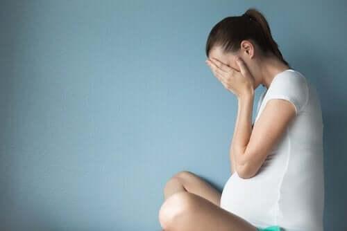 Sådan kan stress under graviditeten påvirke baby