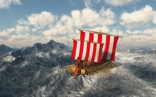 Legenden om Odysseus, en opfindsom helt