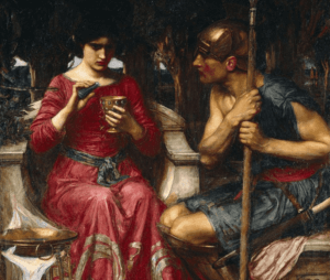 Myten om Medea, en troldkvinde i kærlighed