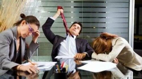 Arbejdszombie – Spreder negativ energi på arbejdspladsen