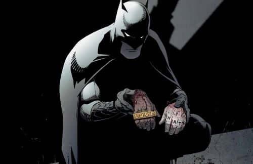 Batman: Helt eller antihelt