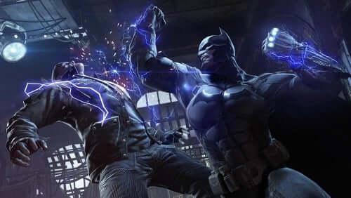 Batman slås også med sine egne dæmoner