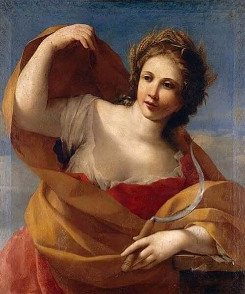 Demeter, den blonde gudinde