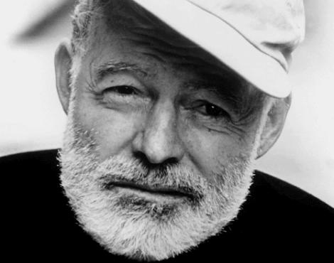 Der er mange gode citater af Ernest Hemingway