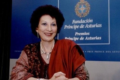 Foto af Fatema Mernissi: En af de største feminister i den arabiske verden