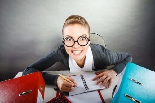Arbejdszombien foregiver at være travlt, men er ikke særlig produktiv