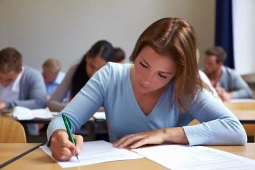 Disse ting kan forberede dig til eksamen