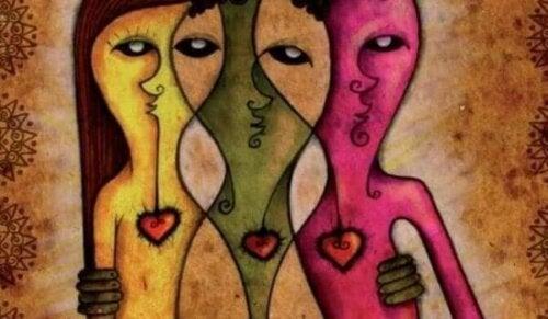 Kender du de syv typer af ikke-monogami?