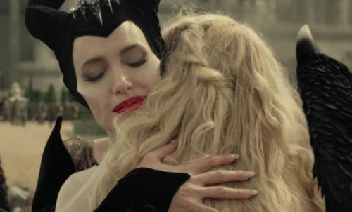Scene fra filmen, Maleficent