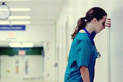 Sundhedsarbejdere har brug for psykologisk støtte