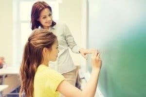 Det, man skal lære, for at løse et problem i matematik