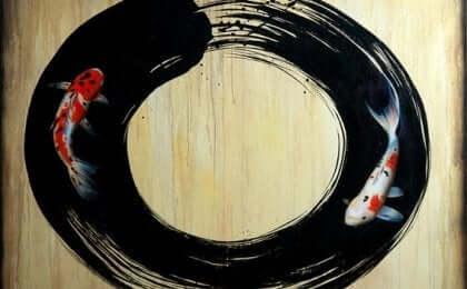 Ensō-cirklen: Et zen-symbol på indsigt