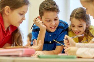 Samarbejde i klasseværelset
