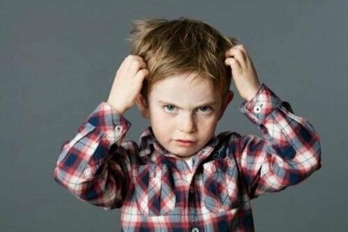 Alt om trikotillomani hos børn