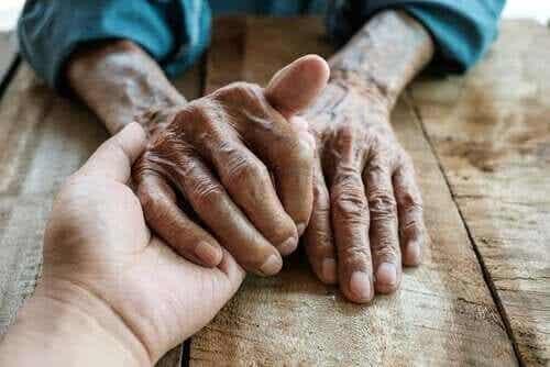 Livskvalitet hos patienter med degenerative sygdomme
