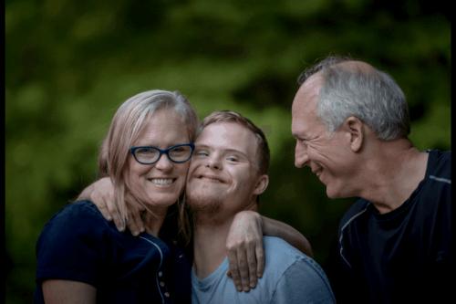 Forældre med barn med handicap