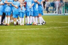 Psykologi i fodbold for unge