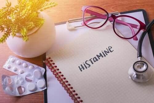 Hvad er histaminer, og hvordan virker de?