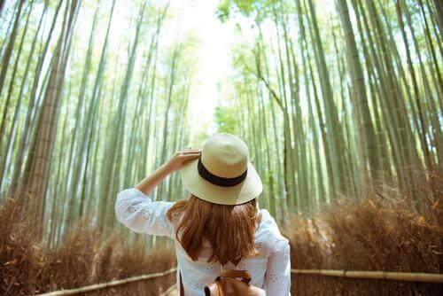 Fire øvelser, der kan få dig tættere på naturen igen