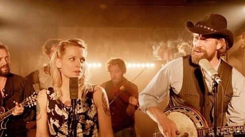 Musikere i scene fra film