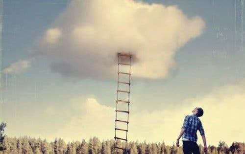 Stige op til himlen