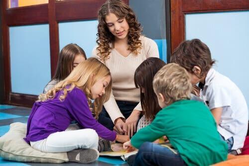Brug værditræet i den tidlige uddannelse af børn