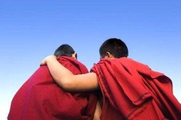 De tibetanske munke, der overraskede forskere