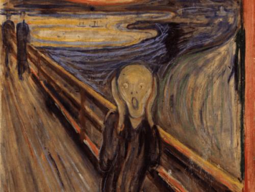Edvard Munch: Malerier af kærlighed og død