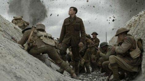 Filmen 1917: Kvaler i en enkelt sekvens