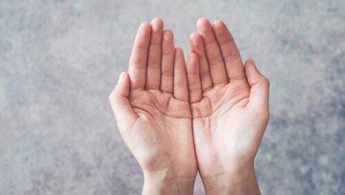 Gerstmanns syndrom: Når du ikke genkender dine fingre