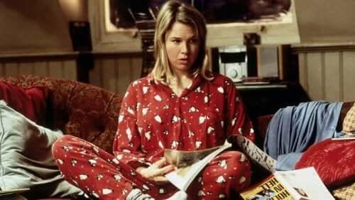 Bridget Jones' dagbog om usikkerheder