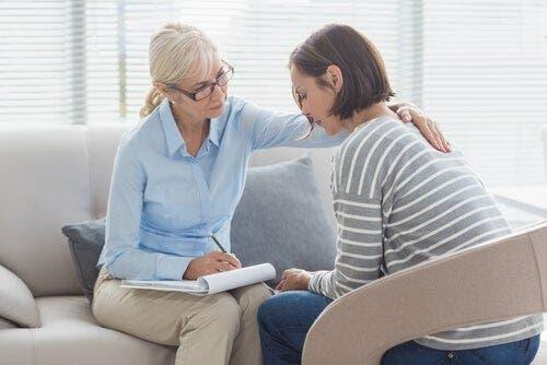 Kvindelig psykolog er eksempel på, at flere kvinder studerer psykologi