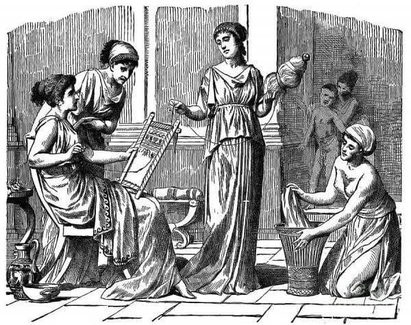 Græske kvinder