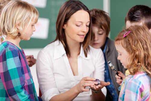 Begrebsmæssig ændringsteori: At undervise videnskab