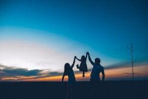 Fem motiverende citater om familie