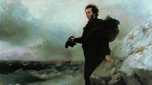 Maleri af Aleksandr Pusjkin