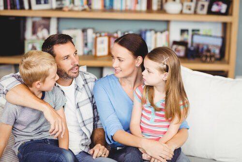 Selvsikker kommunikation med din familie