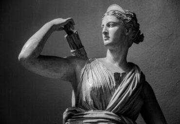 Myten om Artemis, naturens gudinde