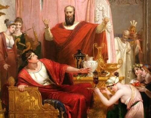 Damokles og Dionyssos giver navn til risikogrupper