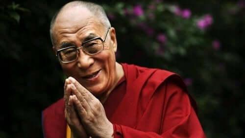 Foto af Dalai Lama