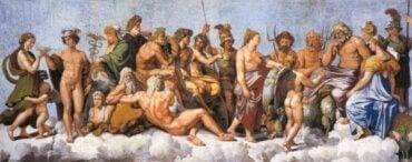 Seks risikogrupper opkaldt efter figurer i græsk mytologi