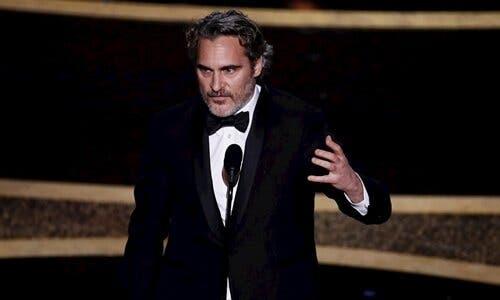 Joaquin Phoenix' tale: For sansende væsner og miljøet